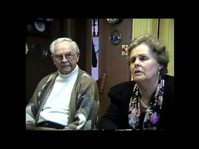 WGOH - Paul & Betty Vogan part one  2-8-94