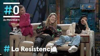 LA RESISTENCIA - Entrevista a Nicole Wallace, Hajar Brown y Celia Monedero   11.03.2020