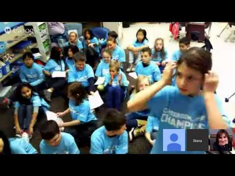 Bayridge Elementary School Live Chat with Brittany Webster