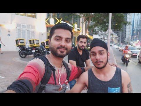 Dubai Marina Walk   Jab Karachiite Met Mumbaikers in Dubai   Dubai Tram