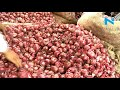 Onion prices drop 35% after income tax department raids traders in Nashik
