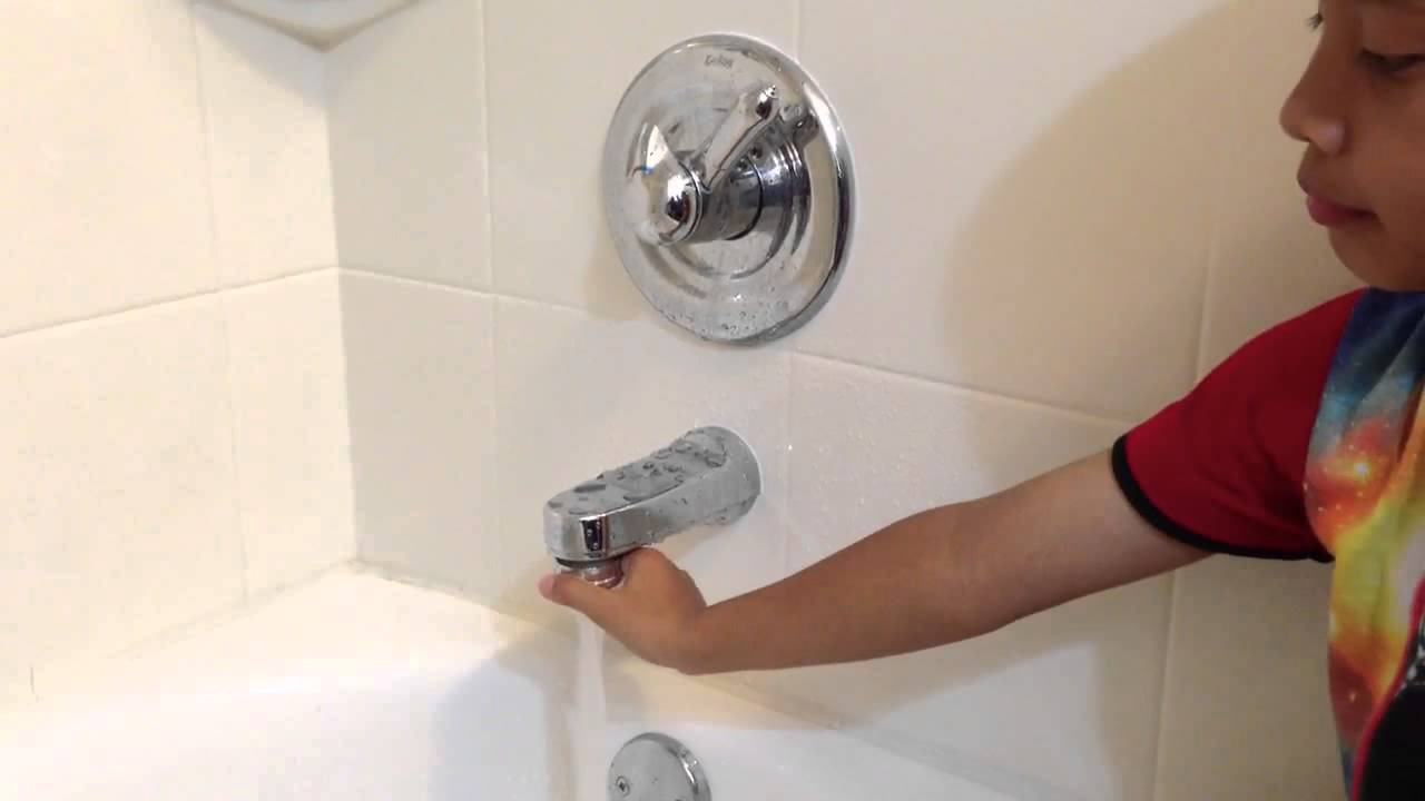 How to use a Delta Shower - YouTube