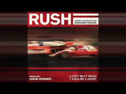 Lost But Won - Rush OST - Hans Zimmer - 1 Hour Loop