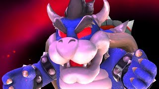 Super Mario Galaxy 2 - Dark Bowser Boss Battle