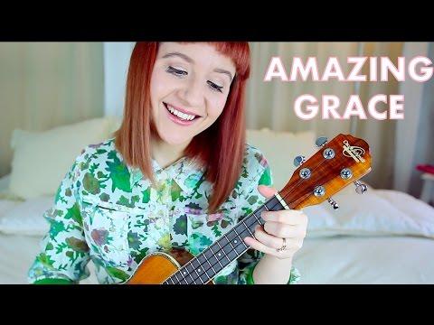 Amazing Grace (My Chains Are Gone) - Chris Tomlin (Ukulele Cover)