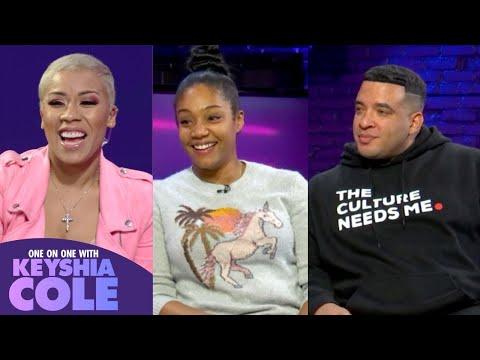 How Tiffany Haddish & Jason Lee Respond To Haters! - One On One With Keyshia Cole [Pt.2]