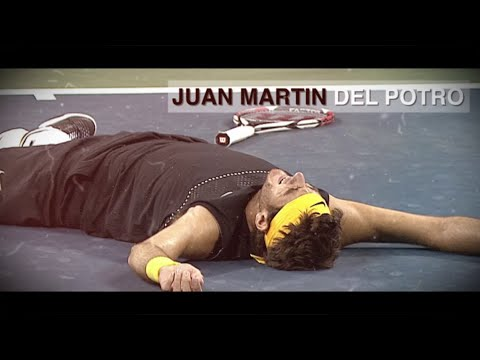 US Open Tennis 50 in 50: Juan Martin del Potro Defeats Roger Federer for the 2009 Title