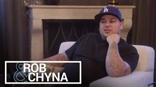 Rob & Chyna | Rob Kardashian Wants to Get Family Together for Dinner | E!