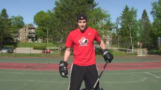 How to Improve your Slapshot Technique