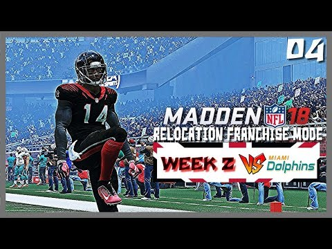 Our FIRST Game In London!! | Madden 18 London Black Knights Relocation Franchise Mode Ep. 4