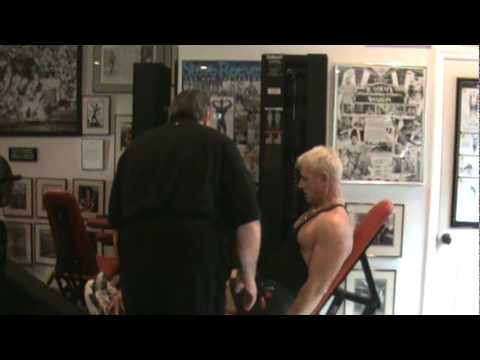 High Intensity Strength Training for Legs with Jim Flanagan and Dr. Ellington Darden