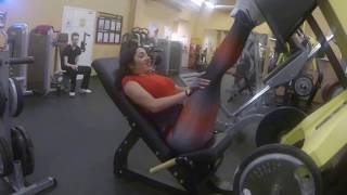 Фитнес-бикини слабые,просто ужаааас.