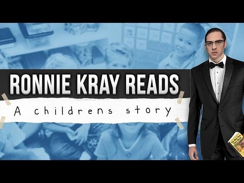 RONNIE KRAY READS A CHILDRENS STORY   Scheiffer Bates