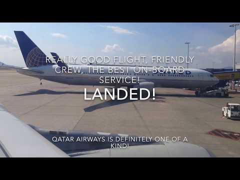 TRIP REPORT: Qatar Airways A330 DOH-ATH