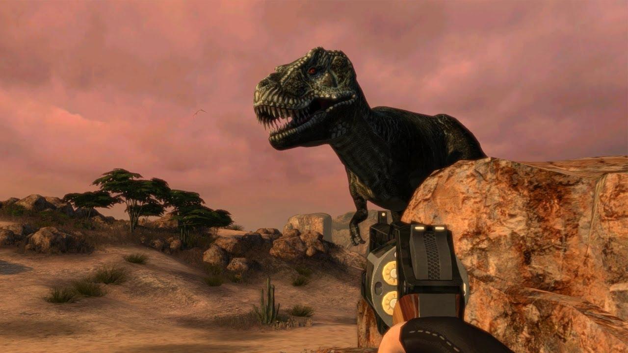 mutant trex carnivores dinosaur hunter reborn hunting