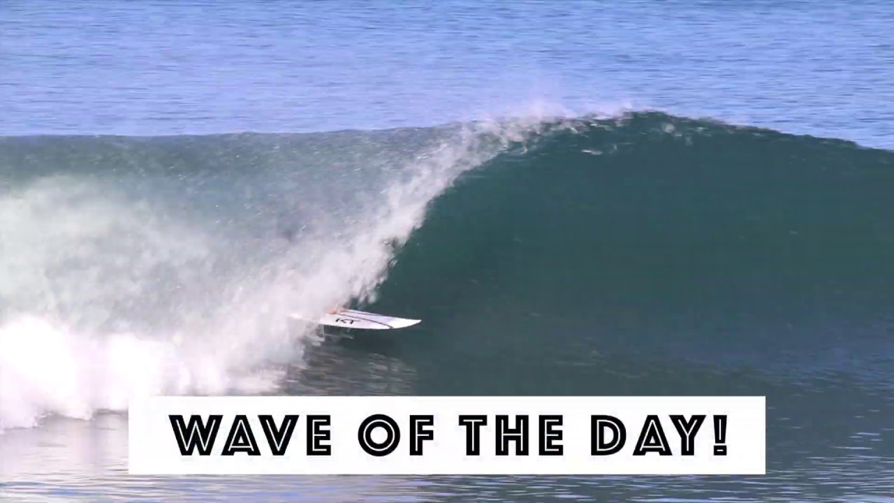 Surfers Score Perfect Summer Barrels in San Diego!
