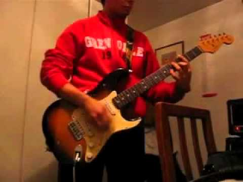 Sir Psycho Sexy Outro Guitar Cover Red Hot Chili Peppers Youtube