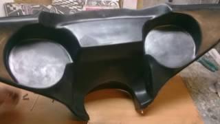 Batwing fairing Deluxe, обзор