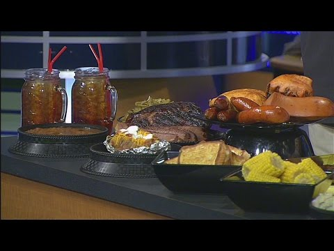 Billy Sims talk BBQ and Super Bowl