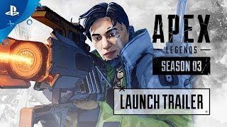 Apex Legends - Season 3: Meltdown Launch Trailer | PS4
