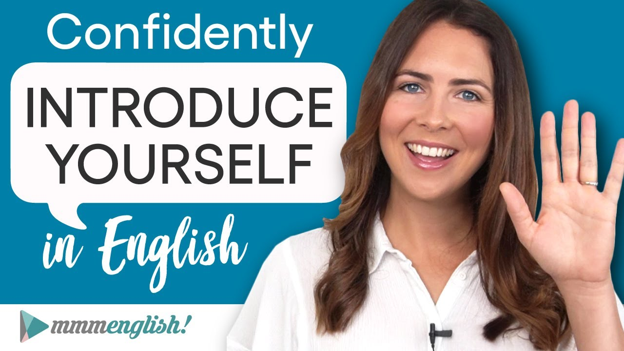 Download Tell me about yourself! Introduce yourself in English with EASE!