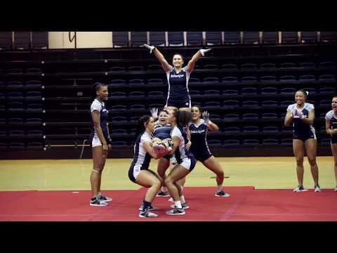 Quinnipiac University Acrobatics and Tumbling 2019 Hype Video