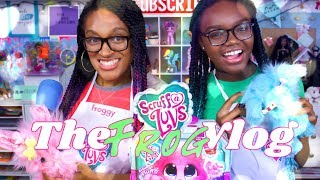 The Frog Vlog: SCRUFF -A-  LUVS   All New Plushies