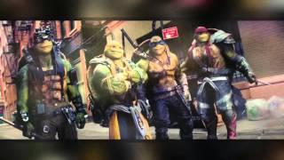 Черепашки Ниндзя 2 (Официальный НЕ трейлер)