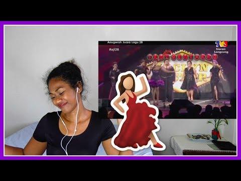 Jaclyn Victor - Ikut Rentakku (#AJL28) | Reaction