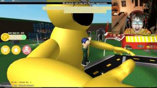 LightningZZGamer bringing to you another ROBLOX gameplay....:) Very Hungry Pikachu