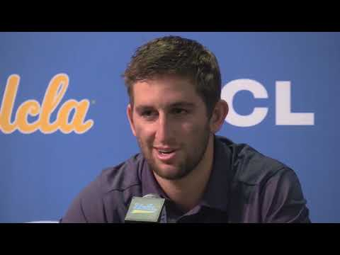 Josh Rosen Post Game Presser - ASU vs. UCLA - 11/11/17
