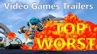 Top 7 Worst Video Game Trailers Ever Made