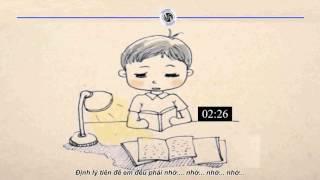 [Lyrics HD] Học Học Học - LK