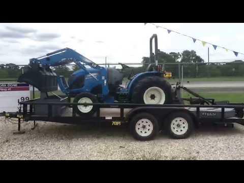 WRI Tractors Video Showcase of the Week 10-LS Package Deal