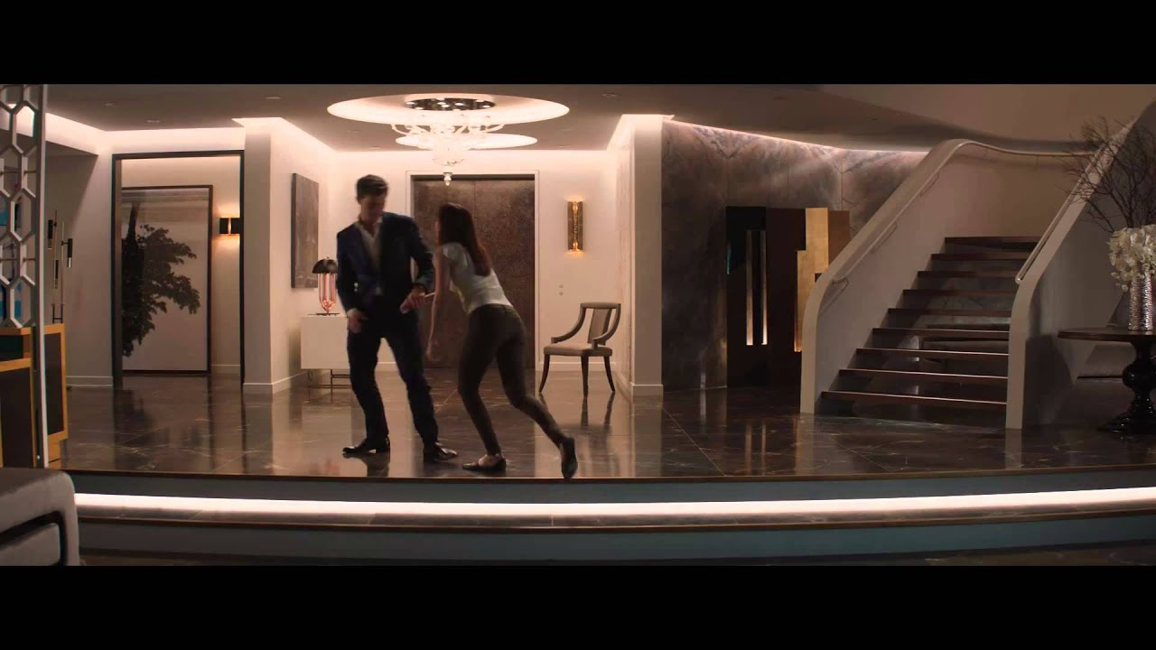 Cinquante nuances de grey l 39 appartement vo youtube 50 shades of grey house