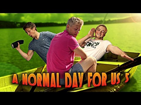 A Normal Day For Us 5