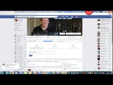 How To Set Up A Facebook Group