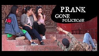 Nepali Prank-PSYCHO DIRECTOR STARING TO STRANGERS PERSONS BY || NPM ||
