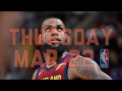 NBA Daily Show: Mar. 22 - The Starters