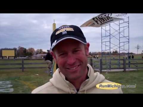 Interview: Paul Rice - Oakland University XC Coach