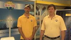 Solar Power Store in Maine