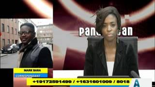 PAN AFRICA DEBATE  OF  25   01   2015