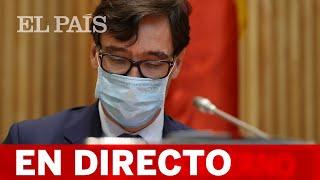 DIRECTO #CORONAVIRUS | ILLA comparece ante la Comisión de Sanidad