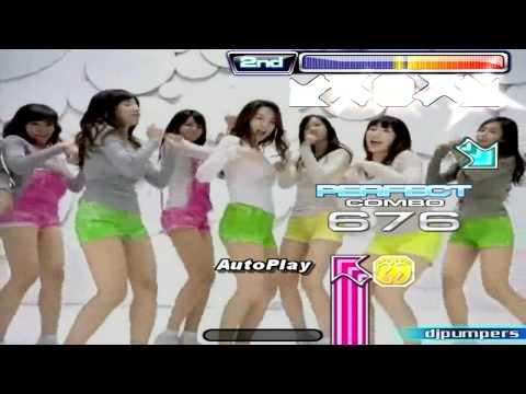 StepMania NX2  Girls Generation  Gee