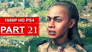 Far Cry Primal Gameplay Walkthrough Part 21 [1080p HD PS4] - No Commentary