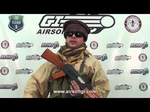 Airsoft GI - Tactical Gear Heads - Clint's AK Load Outs