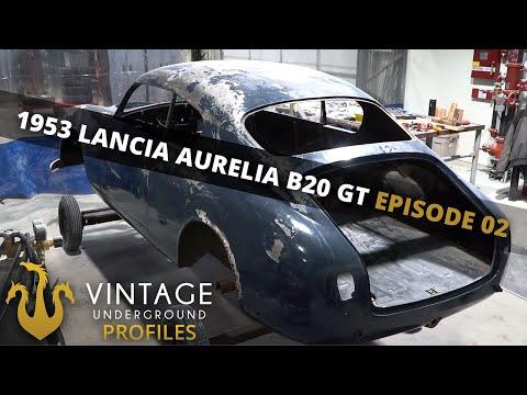 Lancia Aurelia B20 GT Body Repair | Episode Three | Vintage Underground Restoration