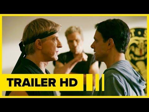 Watch Cobra Kai Season 2 Trailer   Two Dojos, One Fight