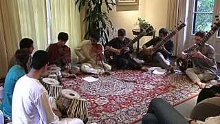UCLA Music of India Ensemble // Fall 2013 // Raga Desh (at Chancellor Gene Block