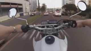 DT200R - Yamaha DT200R Motard Do Tio... Top Top!